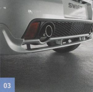 Swift Sport Accessories Exterior Styling